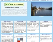 Town Centre Guide .. Marlow